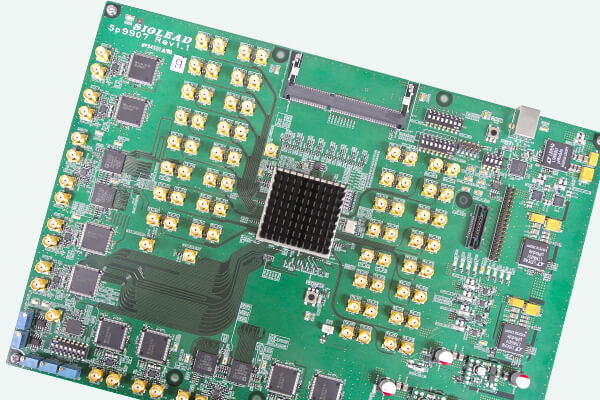 FPGA Board with High-speed AD/DA Sp9907